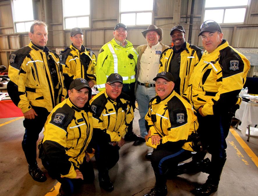 Partners: Truck Convoy for Special Olympics Nova Scotia